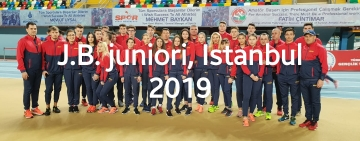 Campionatul Balcanic indoor de juniori - Istambul, 10.02.2019 (rezultate și video)
